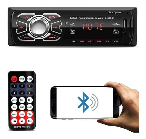Radio Som Automotivo Mp3 Bluetooth Usb Pra Ford Focus 2004 Original