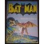 Gibi Batman Versus Morcegomem Nº 1 Coleção Invictus 1993