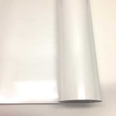 Filme para estampa - power film (pvc) larg. 0,50 m branco