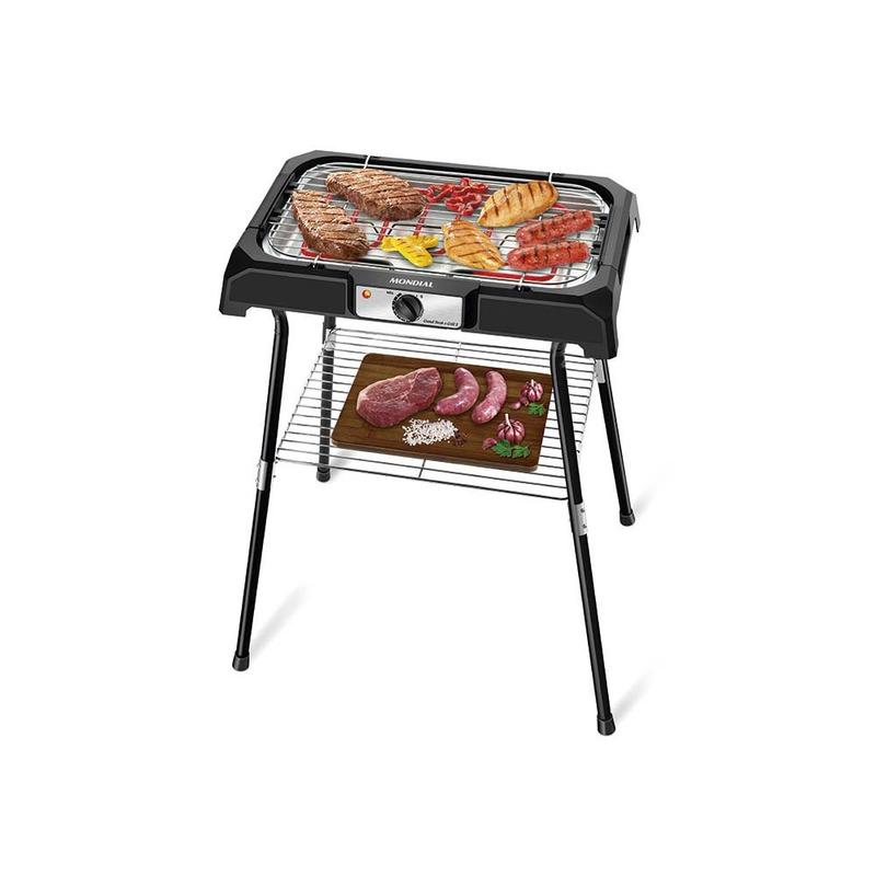 Churrasqueira Elétrica Grand Steak & Grill II - CH-06 - 6890-02 - Mondial