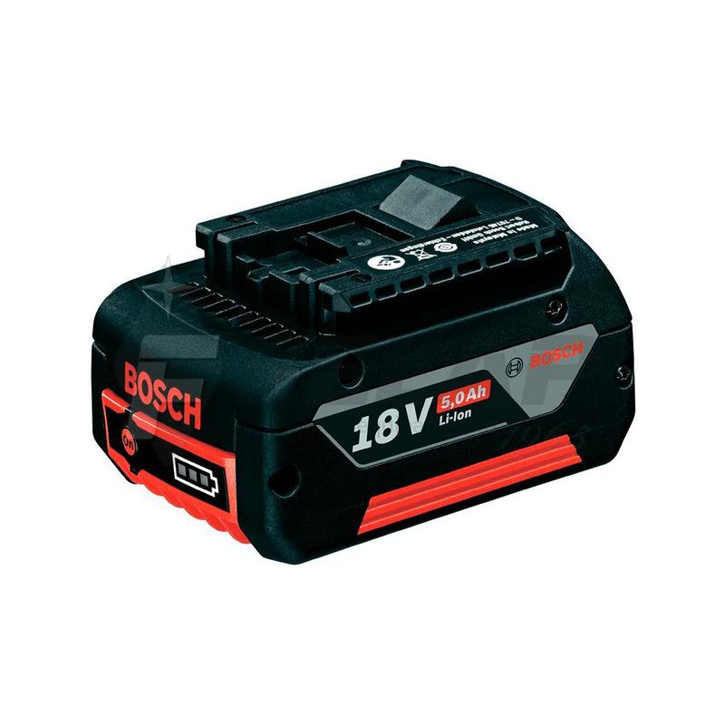 Bateria Bosch Li-ion- 0A00 GBA 18V 5.0 AH
