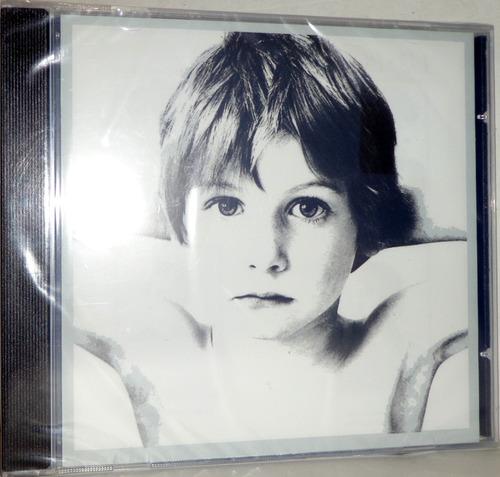 Cd U2 - Boy Original