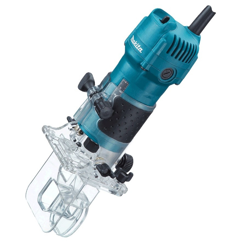 "Tupia Manual 6 mm (1/4"") 530 Watts - 3710 - Makita"