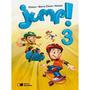 Livro Jump! 3 Eliana, maria Clara E Neuza