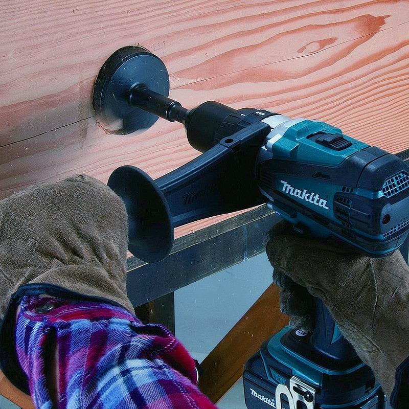 Parafusadeira e Furadeira 13mm à Bateria 18V - DDF458RFE - Makita