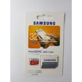 Cartão de Memória Micro SD Samsung UHS-I 32Gb