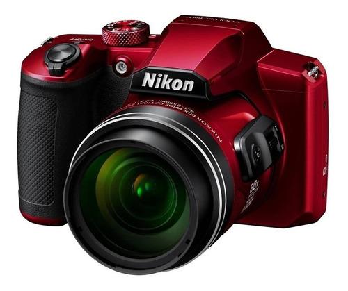 Maquina Fotográfica Digital B600 P/youtube + Nf-e Vermelha Original