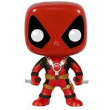 DeadPool Two Swords Pop Funko #111 - Deadpool - Marvel