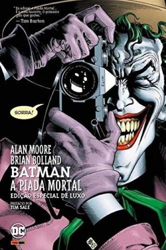 Batman - A Piada Mortal - Vol. 01 Original