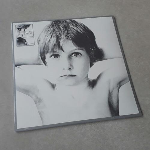 Vinil Lp U2 Boy 180g Remast. Lacrado Original