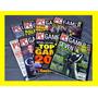 Promoção 4 Revistas Pc Gamer Americana Várias Edições