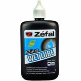 Lubrificante Zefal Wet Lube 125ml Condições Umidas