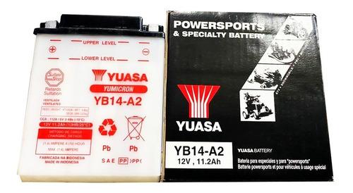 Bateria  Yuasa Yb14-a2 Yamaha Xt 750 Super Tenere Original