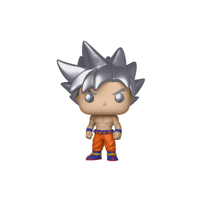 Goku Ultra Instinct Pop Funko #386 - Dragon Ball Super