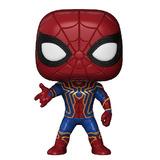 Iron Spider Pop Funko #287 - Vingadores Guerra Infinita 3 - Marvel