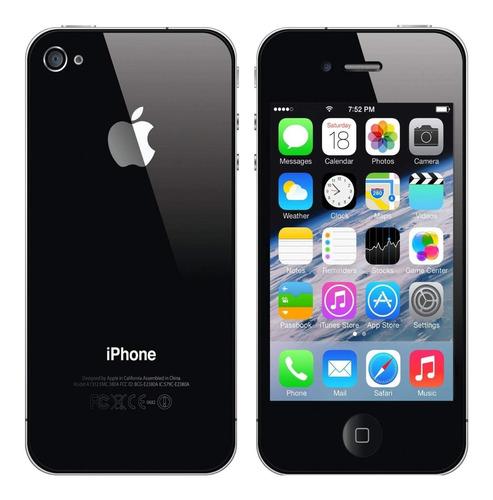 iPhone 4s 16 Gb Preto Desbloqueado  Pronta Entrega Original