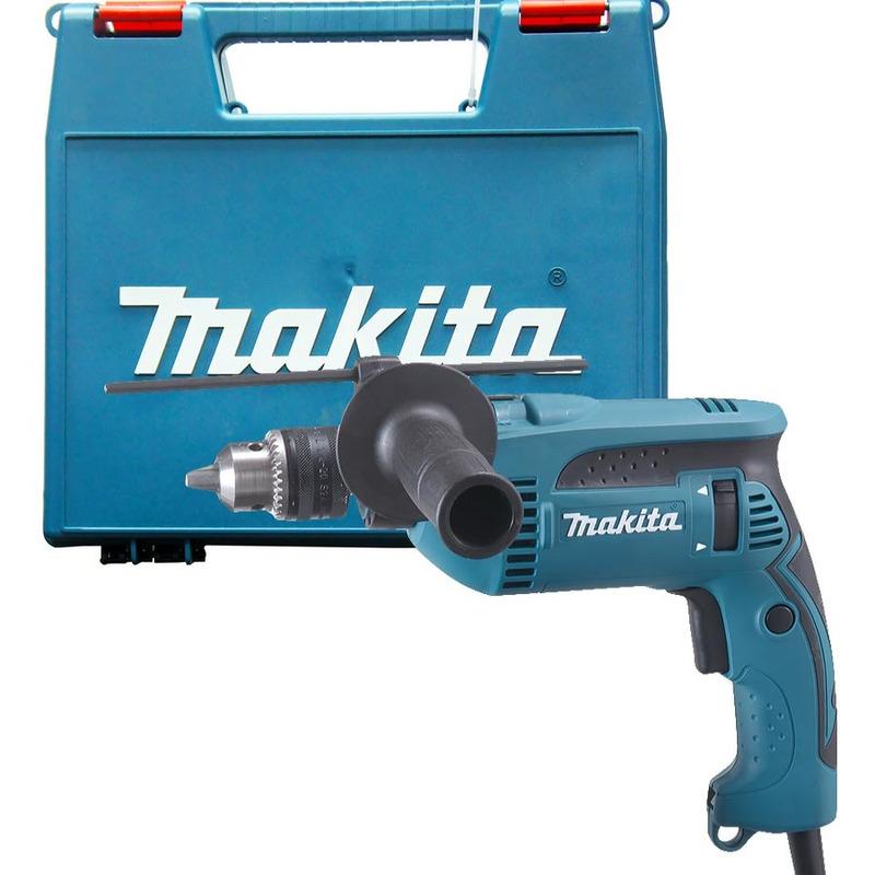 Furadeira de impacto 1/2 - 760 Watts - HP1640K - Makita - 110 Volts