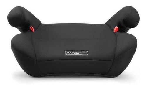 Assento De Carro Elevação Booster Baby Safe Preto-multikids Original