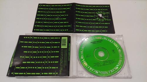 Cd Cd Roger Waters - Radio K.a.o.s. (importado) Original