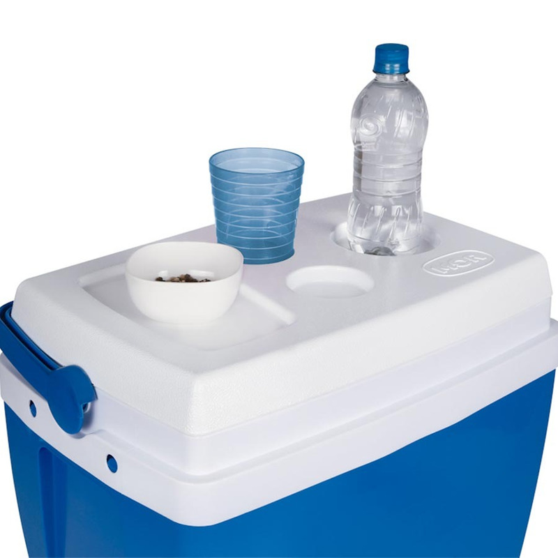 Caixa Térmica 34 Litros Azul 25108161 - Mor