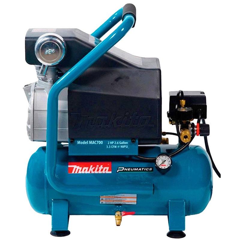 Compressor de Ar (9.0 Bar) 2.0 Hp - MAC700 - Makita