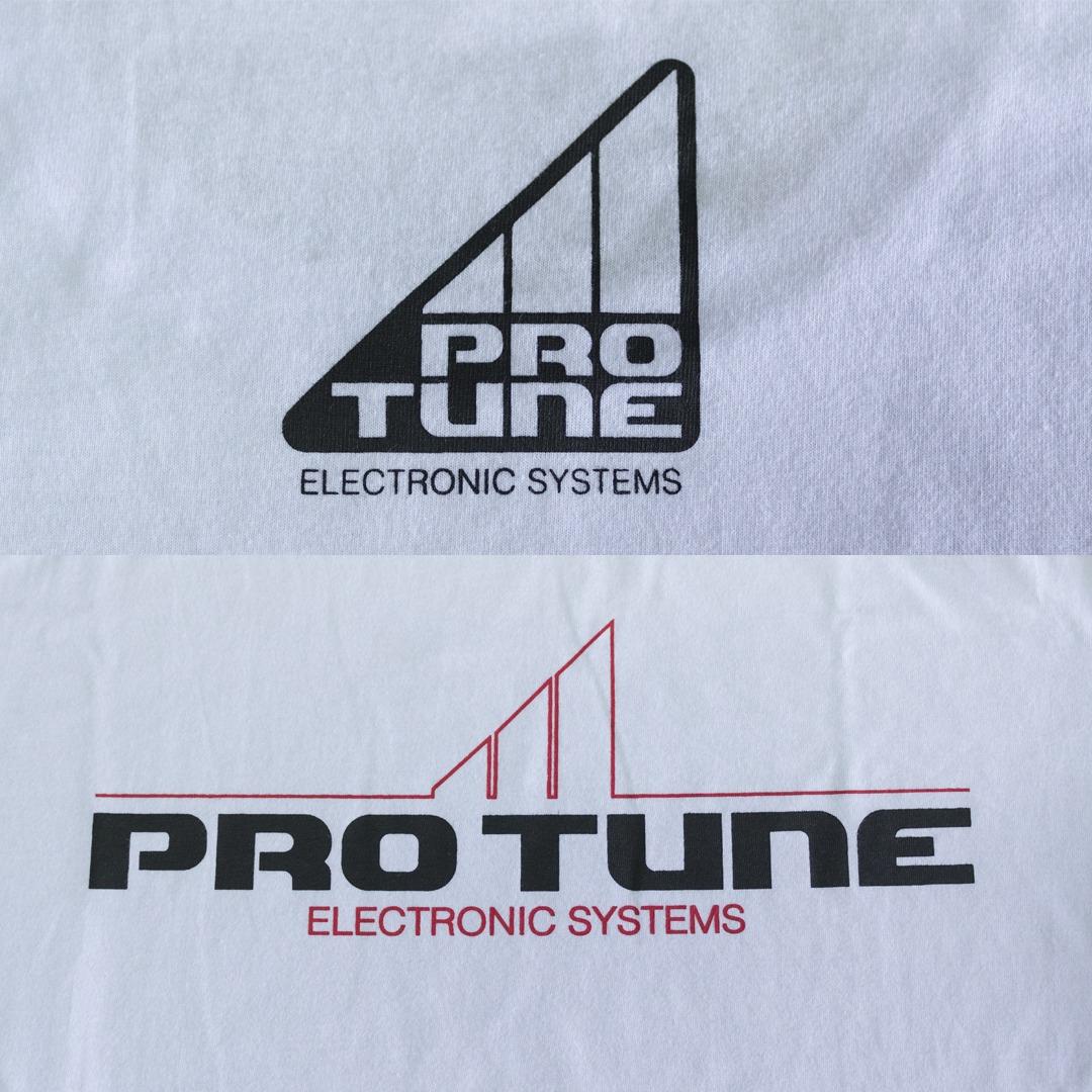 Camiseta Pro Tune branca
