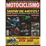Motociclismo N°131 Honda Cb600f Hornet Ninja 250r Gsx r 1000