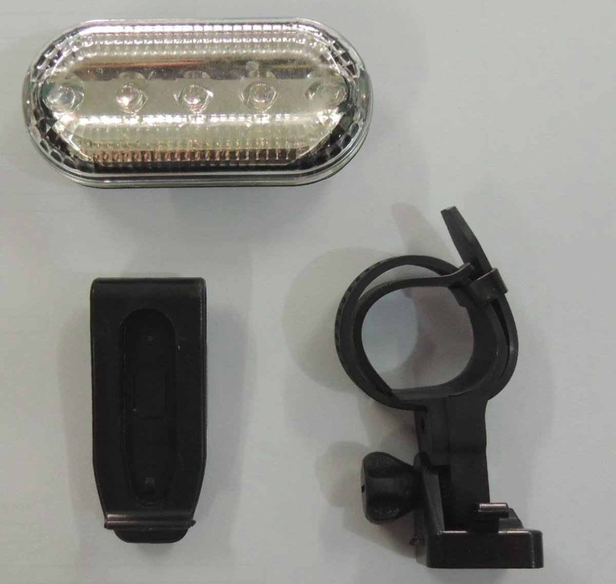 SINALIZADOR TRASEIRO 5 LEDS AZUL MOD: SH-105