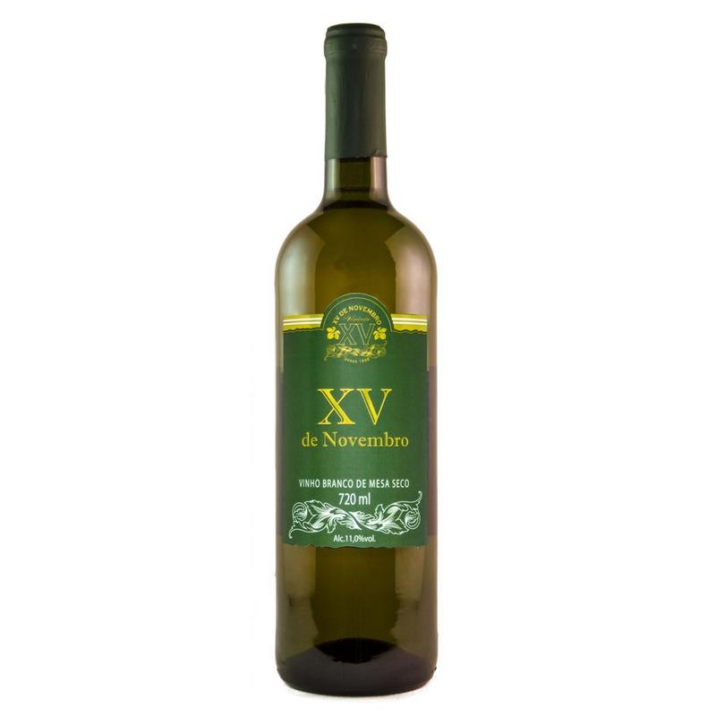 Vinho Branco Seco Niagara 720ml - XV de Novembro