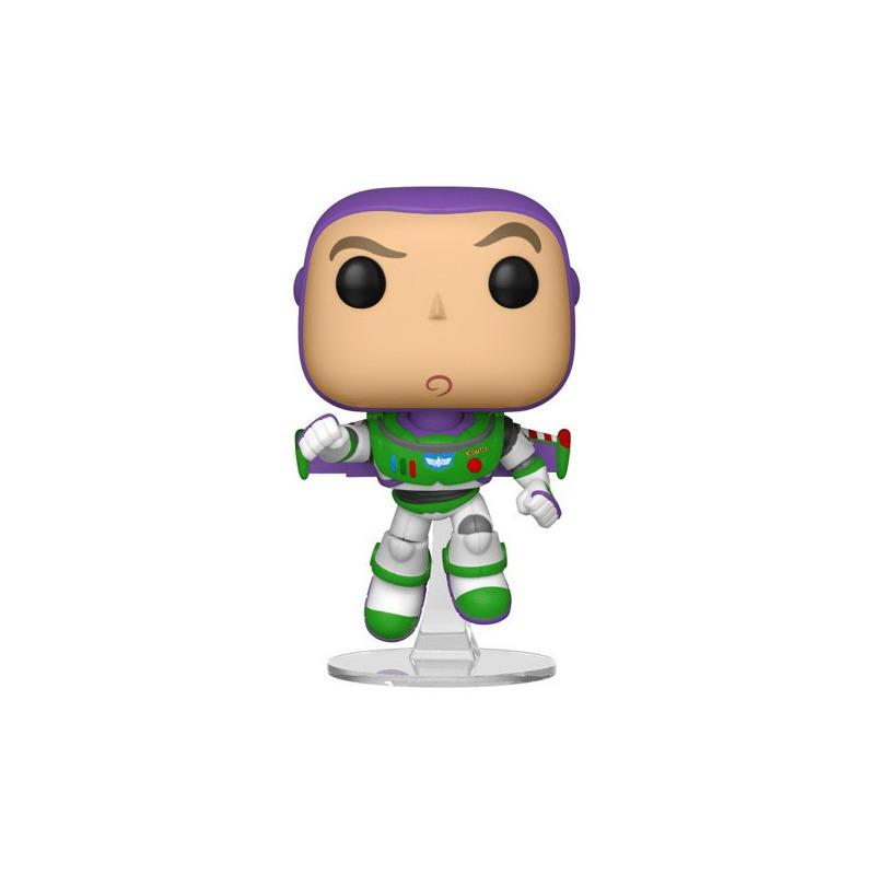 Buzz Lightyear Pop Funko #523 - Toy Story 4 - Disney Pixar