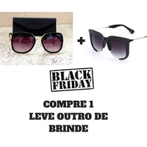 Comprar Kit Oculos De Sol Ana Hickman Original Feminino + Brinde 69d5eca99c