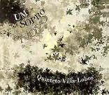 Cd Quinteto Villa Lobos Um Sopro Novo Original
