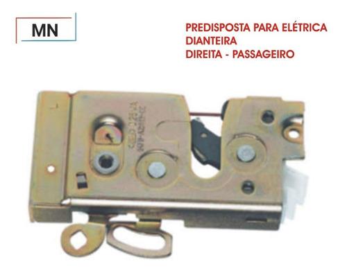 Fechadura Porta Dianteira Direita Predisposta Para Eletrica Fiesta Street 1996 A 2006 Original
