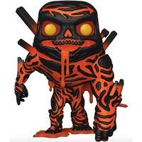Funko Pop Molten Man #474 - Spider-man Far from Home - Homem-Aranha Longe de Casa - Marvel - Heroes
