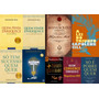 9 Livros De Napoleon Hill Quem Pensa Enriquece . . .