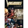 Vingadores: A Queda Marvel Deluxe Marvel