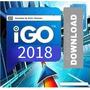 Atualização Gps Igo8.3 2018 Foston, aquarius, multilaser , etc.