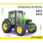 Catálogo Peças Tratores John Deere 6415 6615