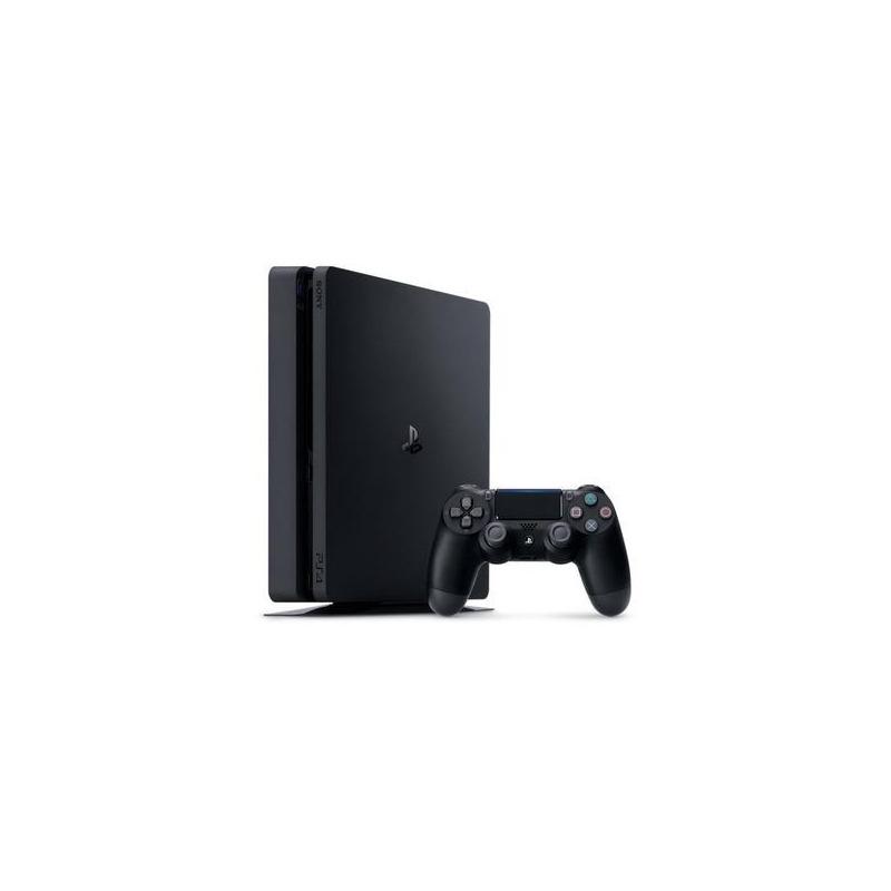 Novo Playstation 4 Slim 1Tb New - Bundle Spider Man - 10 Jogos grátis