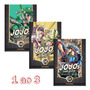 Jojo's Bizarre Adventure Phantom Blood 1 A 3! Panini Lacrado