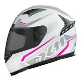 Capacete Moto X11 Volt Dash Motociclista