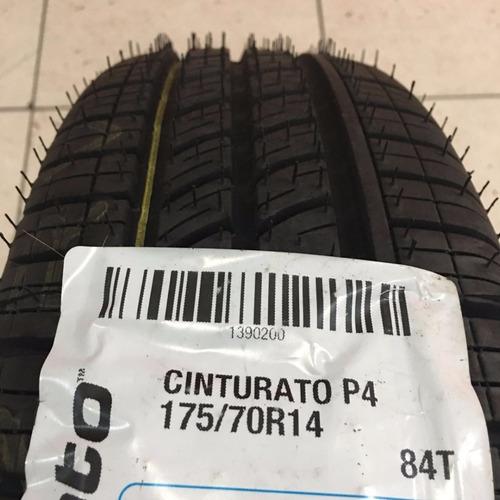 Pneu Pirelli 175/70r14 Cinturato P4 84t