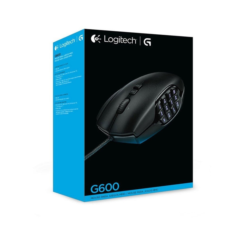 MOUSE GAME USB LOGITECH G600
