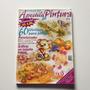 Revista Coleção Apostila De Pintura Bichinhos Flores N°02
