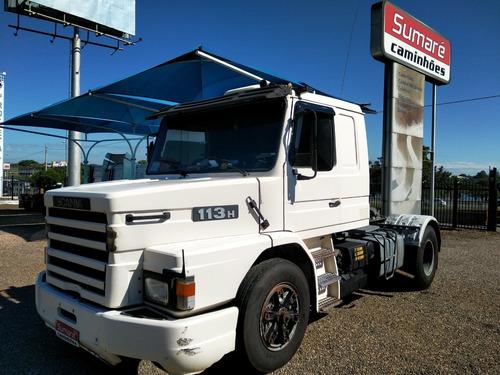 Scania 113h 320 (motor Tudo 360) 4x2 Impecável