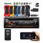 Toca Cd Pioneer Bluetooth Controle Longa Distancia Mp3 Usb