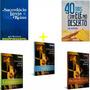 Kit 5 Livros Pr Luiz Herminio Sacerdócio Igreja E Reino Mais