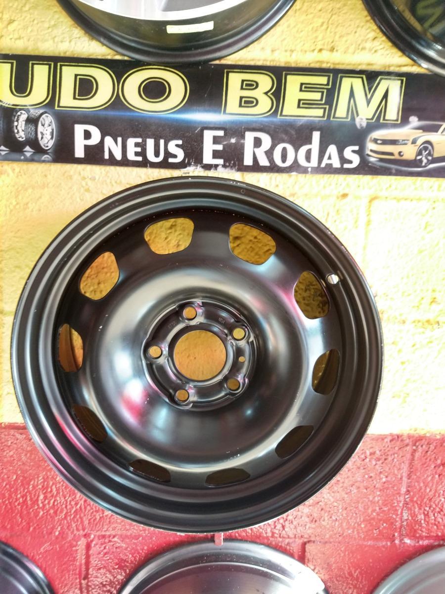 Roda De Ferro Renault Duster Aro 16 Original  Tudo Bem Pneus