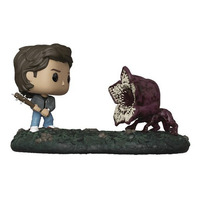 Steve and Demodog Pop Funko #728 - Movie Moments - Stranger Things