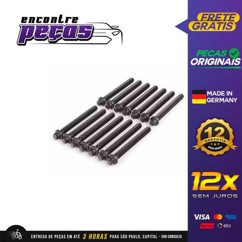 Jogo Parafuso Cabeçote Bmw 523i 1995-2000 Original